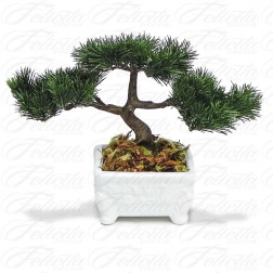 Planta Artificial Bonsai 20x25 cm